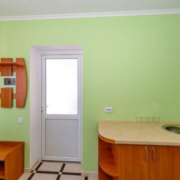 Люкс двухкомнатный - кухня