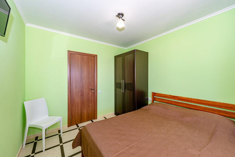 Люкс двухкомнатный - 2 спальня