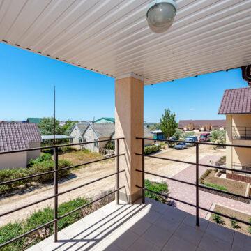 Люкс двухкомнатный - балкон
