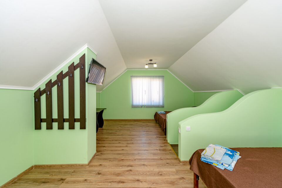 Коттеджи - спальня 2й этаж